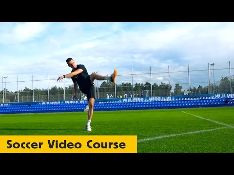 Soccer Home Training - Self Coaching Video Course