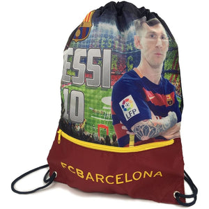 Messi Barcelona Cinch Bag