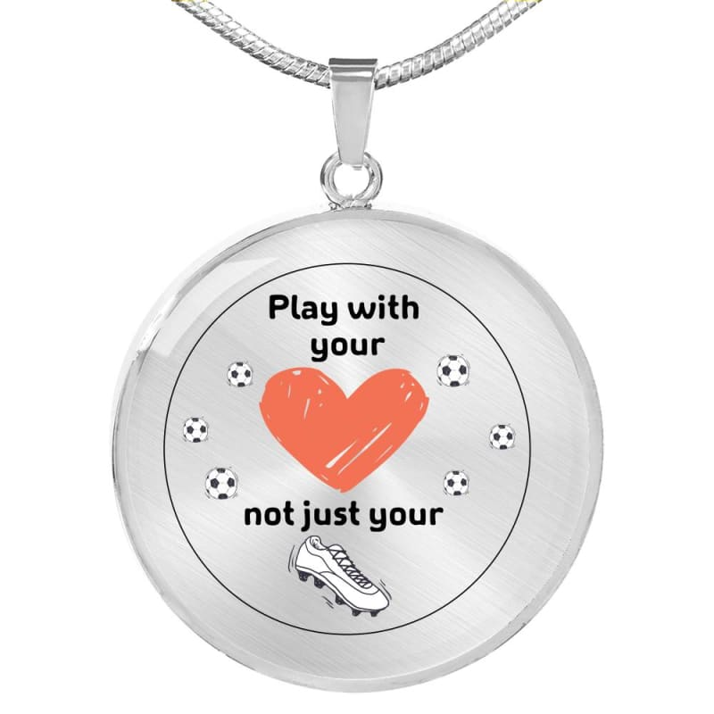 Play with Your Heart - Luxury Necklace - Luxury Necklace