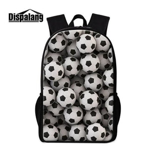 Soccer backpack - Dark Grey