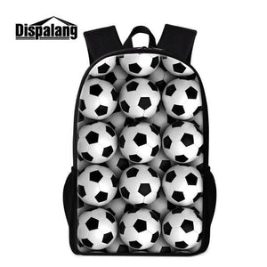 Soccer backpack - Ivory