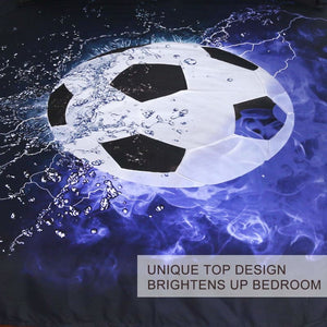 Soccer Bed Sheets