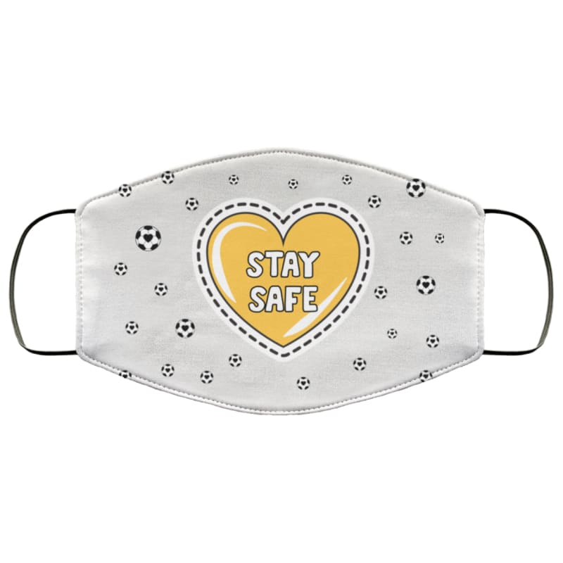 Stay Safe Face Mask - Accessories