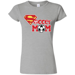 Super Soccer Mom