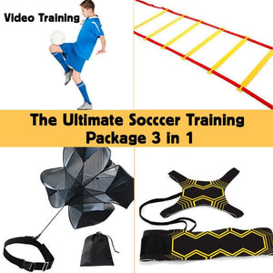 The Ultimate Soccer Training Kit