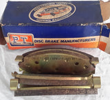 Disc Brake Pad D-432 by P.T. Brake Lining Company