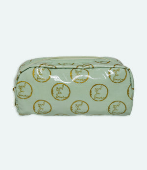 Girl Be Brave Cosmetic Bag