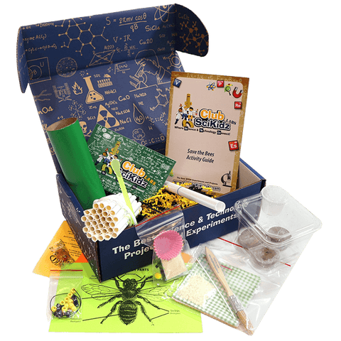 Save the Bees Science Subscription Box for Kids