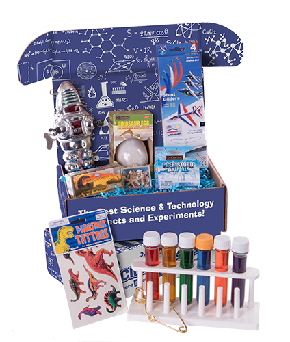 STEM-Based Science Lab Subscription Box