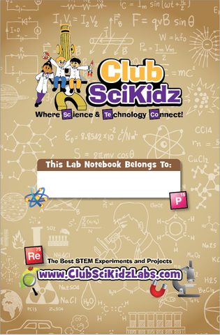 Club SciKidz Lab Notebook