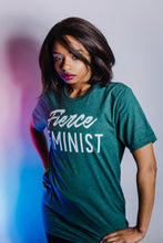 Fierce Feminist Short-Sleeve Unisex T-Shirt