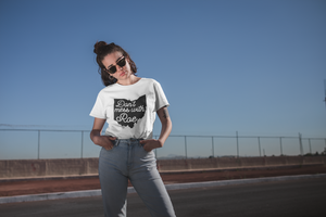 Cute Feminist T Shirt Don't Mess with Roe (Ohio) Short-Sleeve Unisex T-Shirt - Everyday Unicorns
