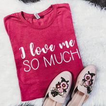 I Love ME So Much Short-Sleeve Unisex T-Shirt