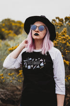 Cute Feminist T Shirt Sisterhood Witchy Raglan - Everyday Unicorns