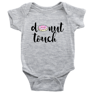 Cute Feminist T Shirt Donut Touch Baby Bodysuit, Infant Tee, Toddler Tee, and Kids Tee - Everyday Unicorns