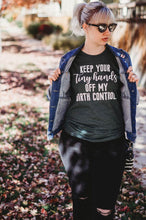 Keep Your Tiny Hands Off My Birth Control Short-Sleeve Unisex T-Shirt