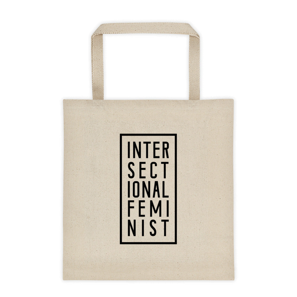 Intersectional Feminist Tote Bag