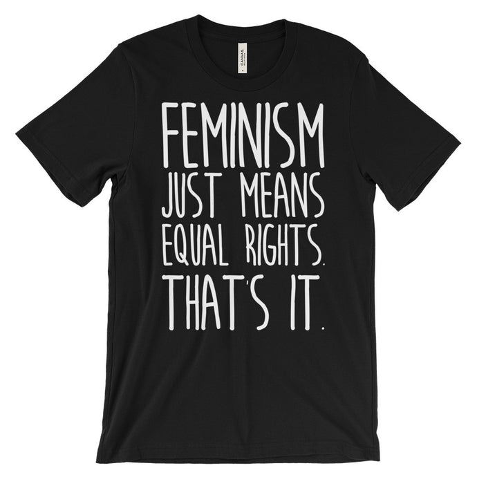 Feminism Definition - Unisex short sleeve t-shirt