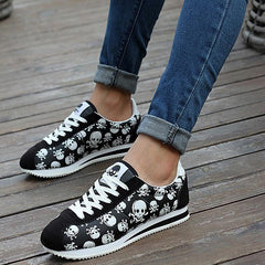 Image of Skull & Bones Shoes