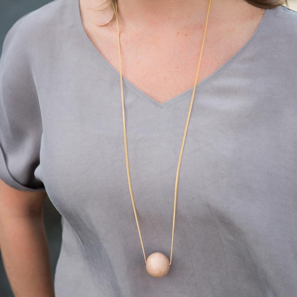Large Bubble Necklace-5 Options