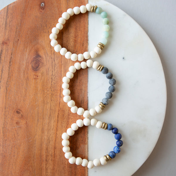 Gemstone Bracelets-8MM