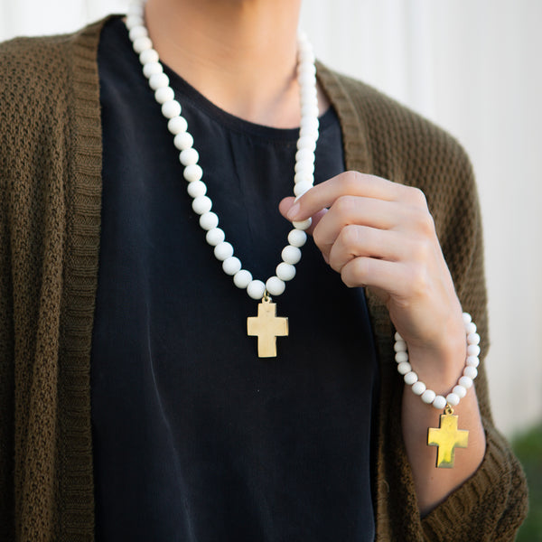 Cross Pendant Necklace-5 Options