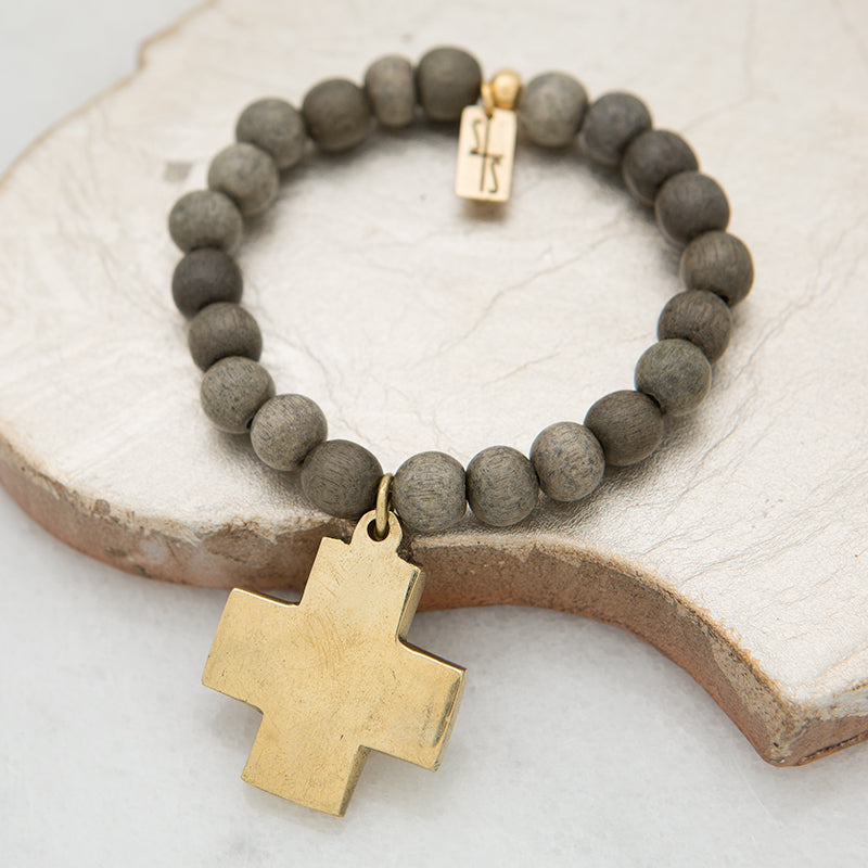 Cross Stretch Bracelet-5 Options