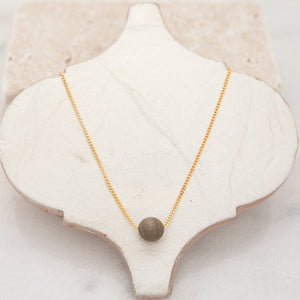 Tiny Bubble Necklace-5 Options