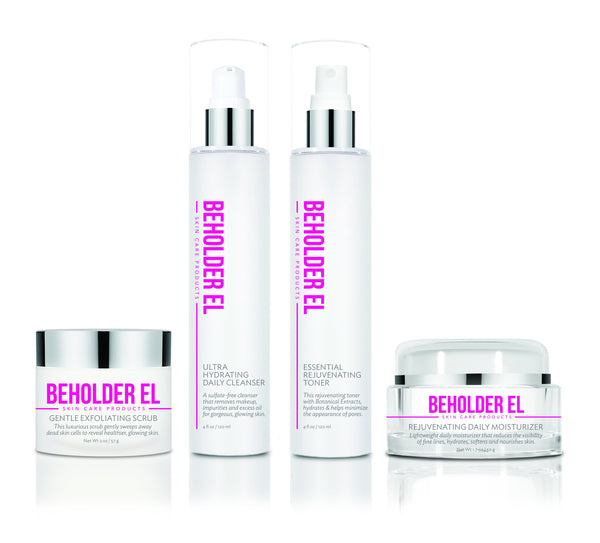 Beholder EL Skin Care Products