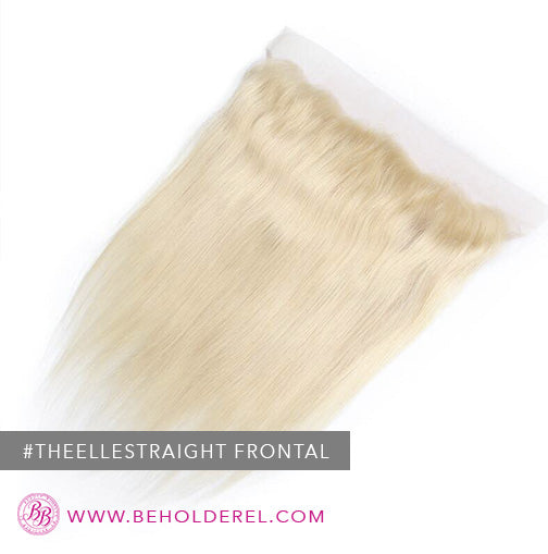 The Elle Straight<br>Lace Frontal