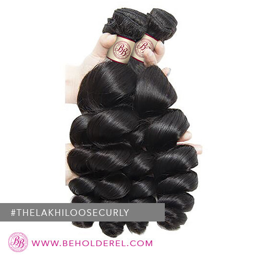 Indian Loose Curly <br>(The Lakhi Loose Curly)