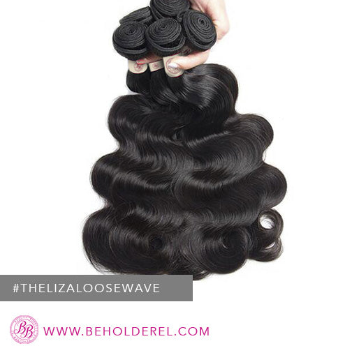 Malaysian Loose Wave<br>( The Liza Loose Wave )