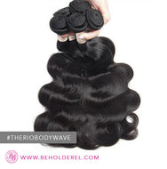 Brazilian Body Wave<br>(The Rio Body Wave)