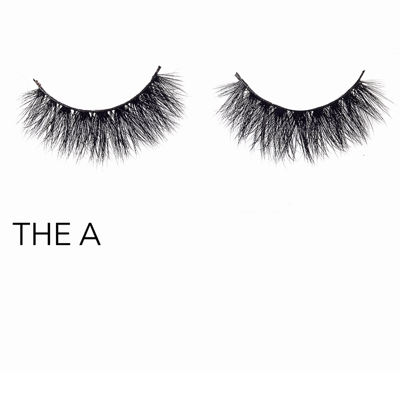 The A Lashes