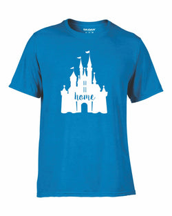 Disney Castle Home Tshirt