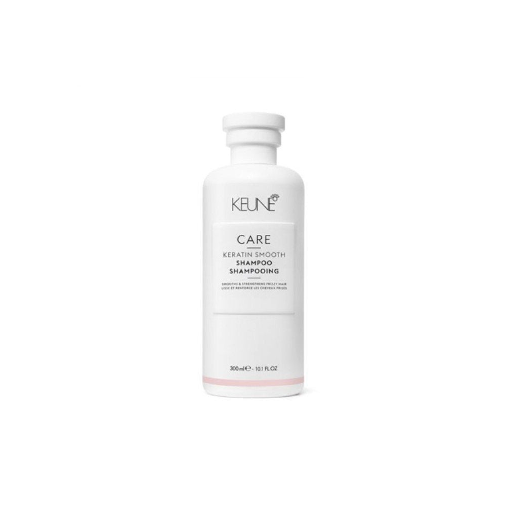 Keune care,Keratin Smooth Shampoo 300ml, NZ Stockist, House Of Hair, Pleasant Point