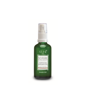 Keune So Pure,So Pure Moroccan Argon Oil 43mls, NZ Stockist, House Of Hair, Pleasant Point