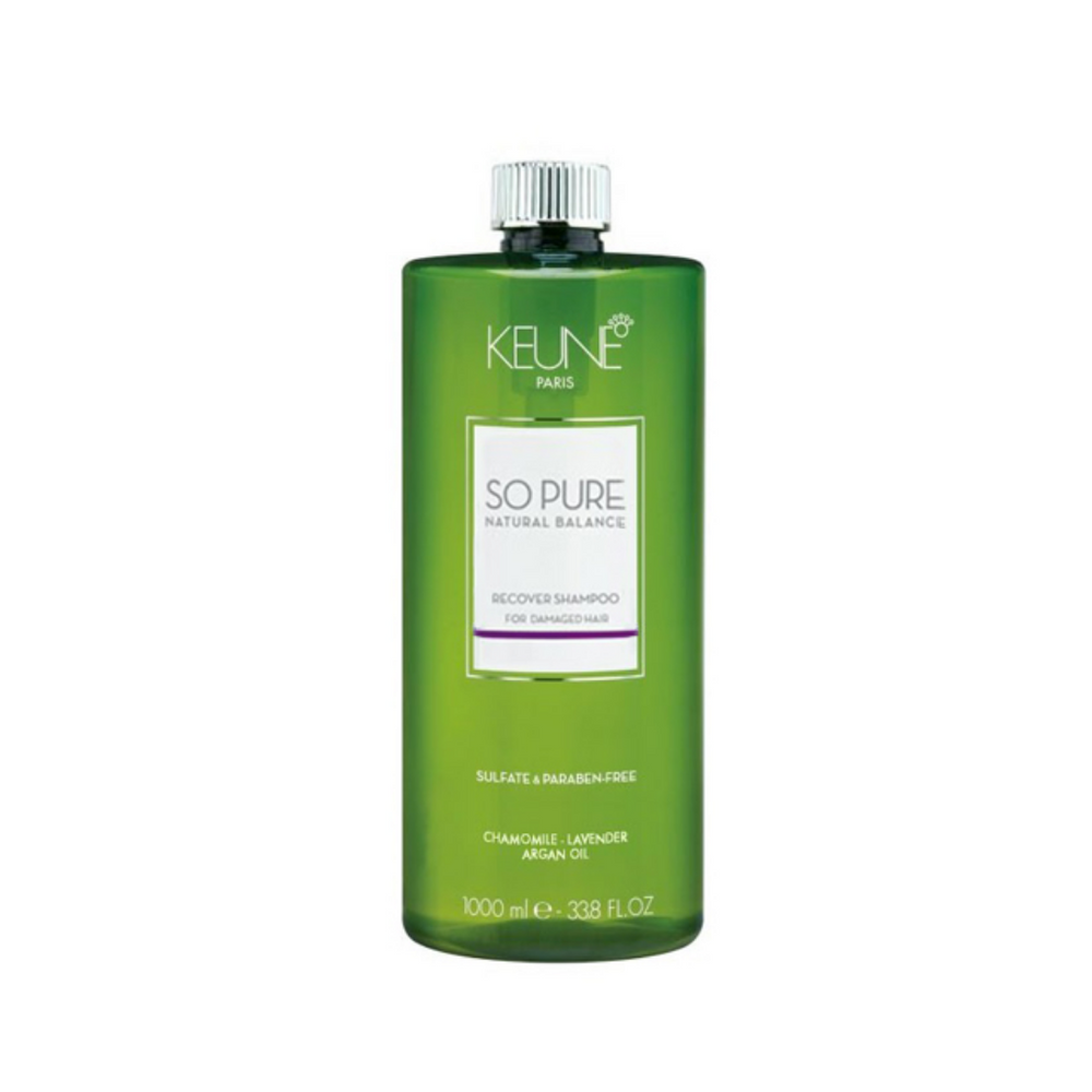 So pure Recover Shampoo 1 Litre