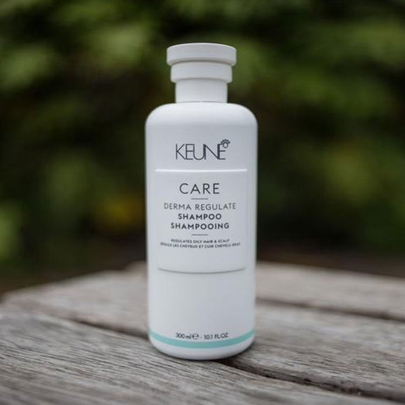 Keune care,Derma Regulate Shampoo 300ml, NZ Stockist, House Of Hair, Pleasant Point