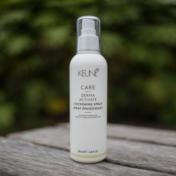 Keune care,Care Derma Thickening Spray, NZ Stockist, House Of Hair, Pleasant Point