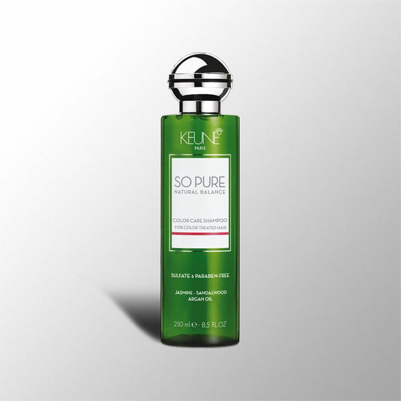 Keune So Pure,So Pure Color Care Shampoo 250mls, NZ Stockist, House Of Hair, Pleasant Point