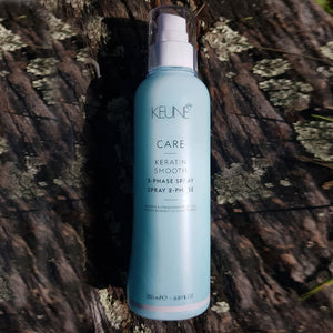 Keune care,Keune KERATIN SMOOTH 2-phase spray, NZ Stockist, House Of Hair, Pleasant Point