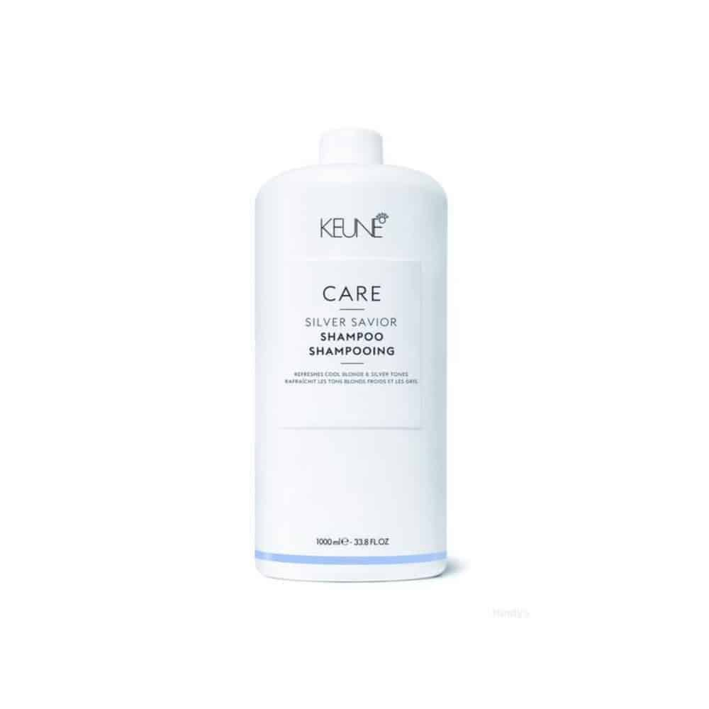Keune Care,Keune Silver Savior Shampoo 1 Litre, NZ Stockist, House Of Hair, Pleasant Point