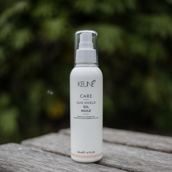 Keune care,Sun Shield Oil 140ml, NZ Stockist, House Of Hair, Pleasant Point