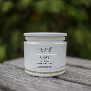 Keune care,Care Satin Oil Mask 200ml, NZ Stockist, House Of Hair, Pleasant Point