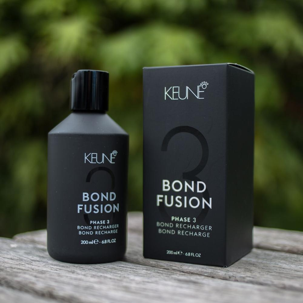 Keune Care,Bond Fusion Phase 3, NZ Stockist, House Of Hair, Pleasant Point