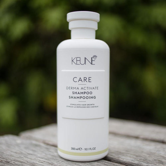 Keune care,Care Derma Activate Shampoo 300mls, NZ Stockist, House Of Hair, Pleasant Point