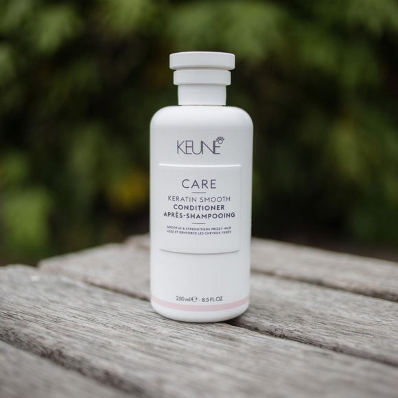 Keune care,Keratin Smooth Conditioner 250ml, NZ Stockist, House Of Hair, Pleasant Point