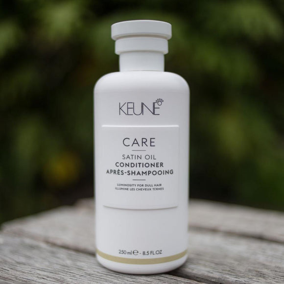 Keune care,Care Satin Oil Conditioner 250ml, NZ Stockist, House Of Hair, Pleasant Point
