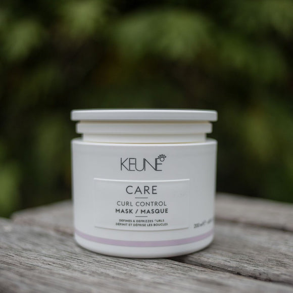 Keune care,Curl Control Mask 200mls, NZ Stockist, House Of Hair, Pleasant Point